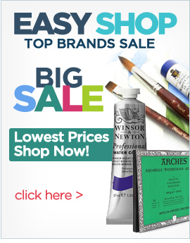 Easy Shop Art Supply Savings Center