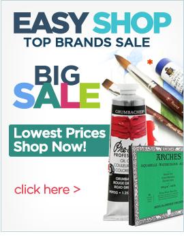 Easy Shop Art Supply Savings Center