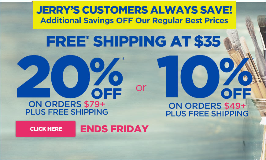 up to EXTRA 20% off orders over $79 plus free shipping - must use code summerdeal18 at checkout.