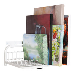 Dryden Art and Canvas Keepers are the solution youu0027ve been dreaming of! These convenient sturdy lightweight steel racks ...  sc 1 st  Jerryu0027s Artarama & Do Canvases Breed in Dark Closets? - JerrysArtarama.com