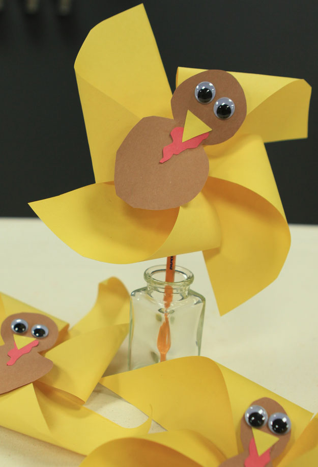 Thanksgiving Arts And Crafts Ideas For Kids Part - 48: The Home Art Studio Teaches Children Crafts And Cooking This Holiday
