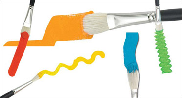 What Kind Of Paint Brushes To Use With Gouache