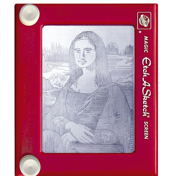 10 Etch-A-Sketch Masterpieces to Brighten Your Day - JerrysArtarama.com