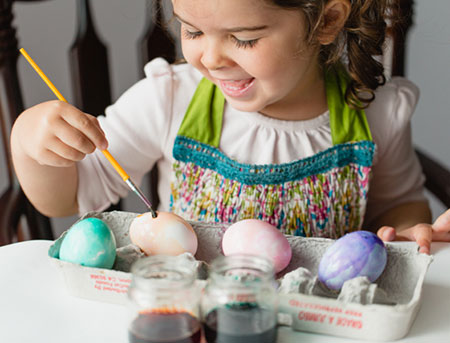 Paint your easter eggs with watercolor for better results while dying eggs may be fun its far from artistic however with watercolors painting hard boiled eggs can become true works of art ccuart Gallery
