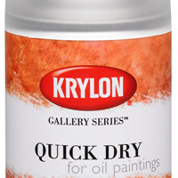How to use Krylon® Gallery Series™ Quick Dry for Oil Paintings