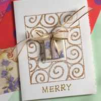 Get Creative for the Holidays and Make Your Own Greeting Cards!