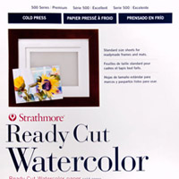 Strathmore Ready Cut Watercolor Paper