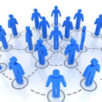 The Power of Social Networks by M Theresa Brown