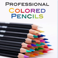 New! SoHo Professional Colored Pencils