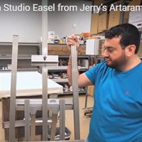 Prove it-is the Samson Aluminum Studio Easel virtually indestructable?