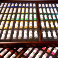 This just in! Mungyo Gallery Handmade Pastels now in stock!