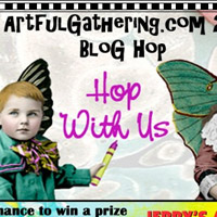 Artful Gathering Blog Hop Ends At Jerry's Artarama
