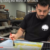 Prove It – Painting Using the World of Art DVDs