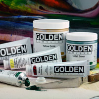 New GOLDEN Acrylics Virtual Paint Mixer