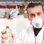 Prove It – Plutonium Spray Paint