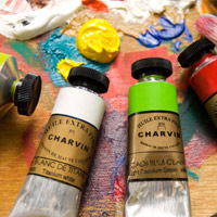 Plein Air Painting – Which Paint to Use