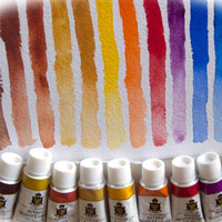 Turner Watercolors and GarzaPapel Paper – A Review