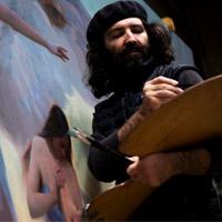 Oil Painter Alexey Steele in Jerry's Artist Spotlight