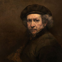 Happy Birthday Rembrandt