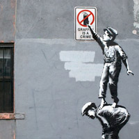 Can You Catch Banksy in NYC?