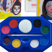 Whats the Buzz- Snazaroo Face Paint