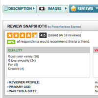Great Feedback and Reviews for Jerry's Artarama Online Superstore