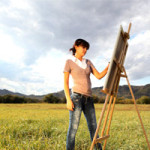Plein Air Art- Create Art Anywhere