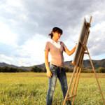 Plein Air Art- Create Art Anywhere