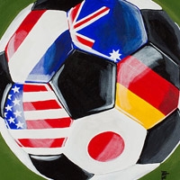 Jerry's Keeps the Ball Rolling During the 2014 World Cup