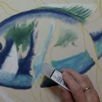 Artist Spotlight Reviews-Vanish 4-in-1 Artist Eraser by Elizabeth Gyles Johnson