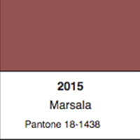 The 2015 Pantone Color of the Year Winner
