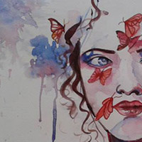 2015 Fabriano Watercolor Paper Art Contest Winners