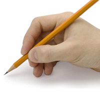 How To Hold Your Pencil When You Draw