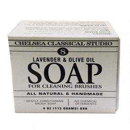 lavender-soap-brush-cleaner