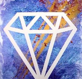 Pop Art Painting DIY – Using Acrylic Paints