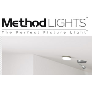 Method Lights - Accent Lights for Art and Galleries