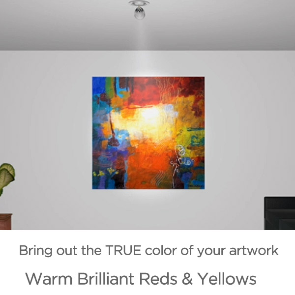 Led Lighting That Changes They Way You See Art