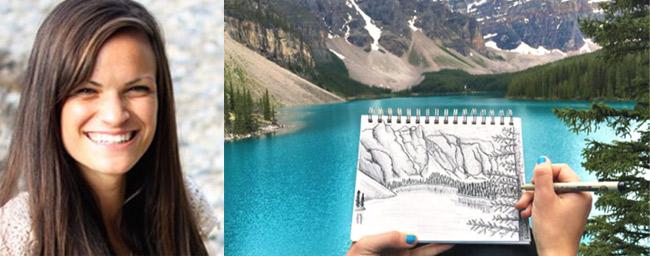 Lisa Kowieski - Traveling Artist