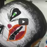 Paint on anything this Halloween, including your pumpkins  – With Turner Acryl Gouache