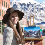 Creative Adventures Episode 2: How to Paint Outside in Telluride, Colorado!