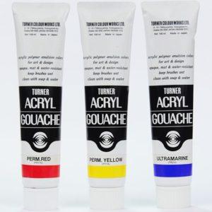 Turner Acryl Gouache - Best Acryl Gouache