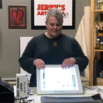 Light Boxes and Drawing Aids- Jerry's LIVE episode54