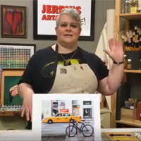 Oil Paints Explained- More about traditional oil painting- Jerry's LIVE Episode 55