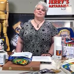 Oil Pastels & Oil Sticks -The Differences & Uses of Each – Jerry's LIVE Episode 65