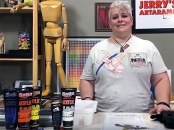 Top 15 Acrylic Painting Mistakes – Jerry's LIVE Episode 70