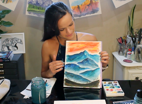 Turner Artists' Watercolors Review – Creative Adventures Episode 6