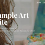 Build Your Own Artist Website – Make an Artist Website with WordPress
