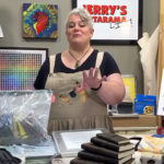 Jerry's LIVE Episode 73- New Art Supplies & Materials at Jerry's