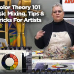 Color Theory 101 – Basic Mixing, Tips & Tricks For Artists – Jerry's Live Episode #88
