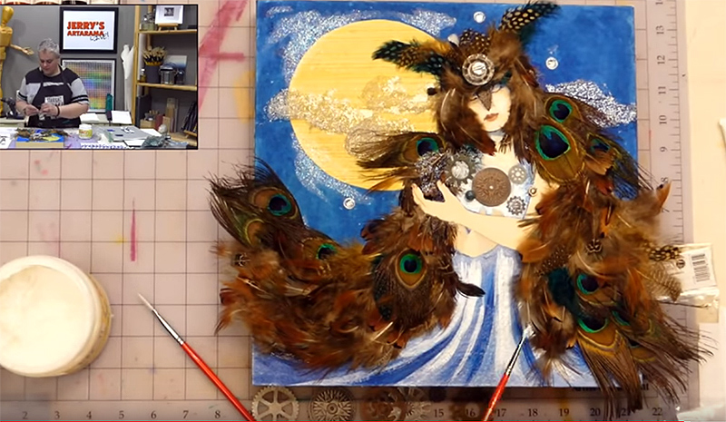 Mixed-Media-Painting-Step-By-Step-Jerrys-LIVE-90-2